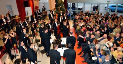 Concert Nouvel An Tourettes levens