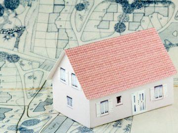 maison construction, plan de masse et de situation