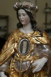 Ste Rosalie Statue reliquaire 1 ©articuci1