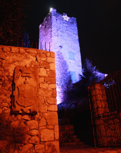chateau nocturne 4