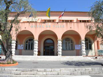 mairie Tourrette Levens