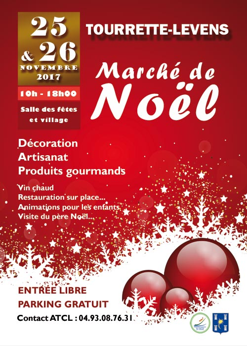 March de no l tourrette levens - Marche de noel mulhouse 2017 ...