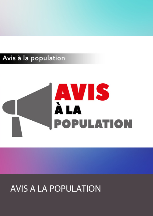 AVIS POPULATION