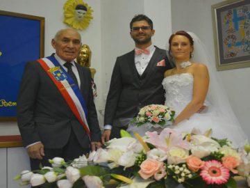 Mariage Pelini Guillon