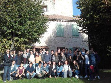 Visite Chateau Toussaint (2)