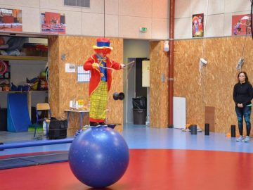 Noe Clown Boule