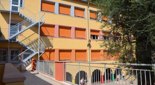 Facade Ecole Tordo
