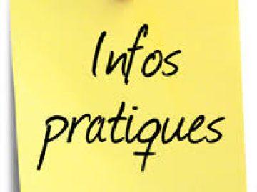 Infos Poratiques